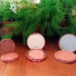 Tarte blush trio
